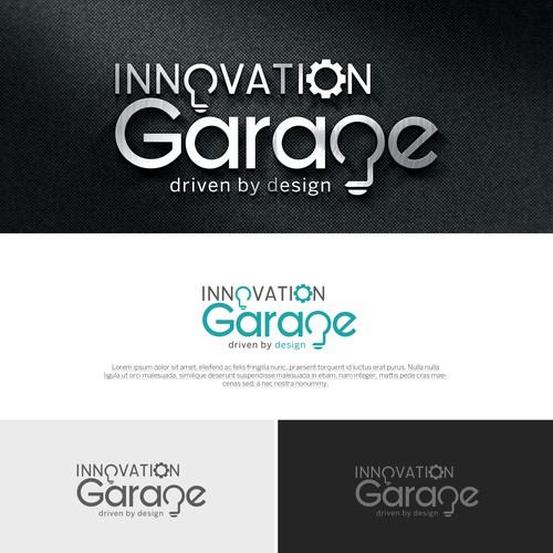 Innovation logo design