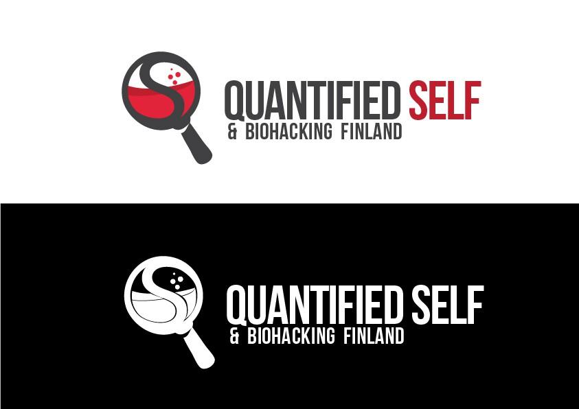 Quantified Self & Biohacking Finland needs a logo