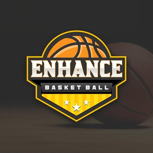 Design for Basketball skills training company logo