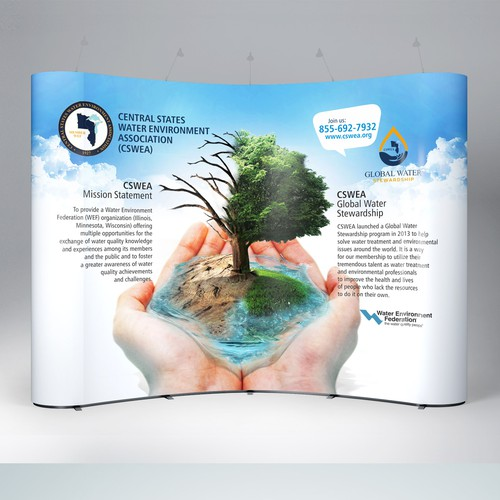 Tradeshow Design for Water Environment Association