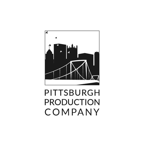 General logo for Pittsburgh based production company