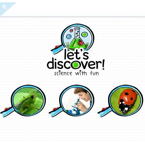 Let's Discover - Logo