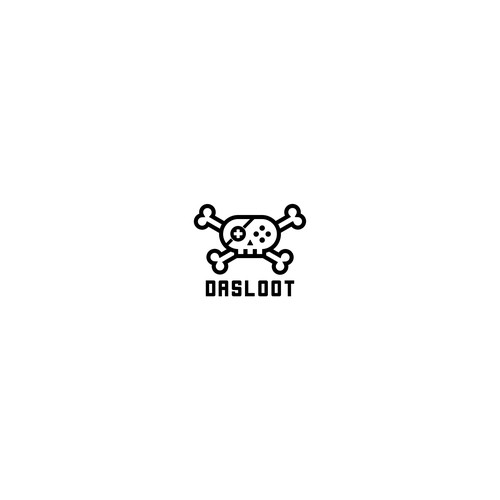 Gaming Logo for Dasloot