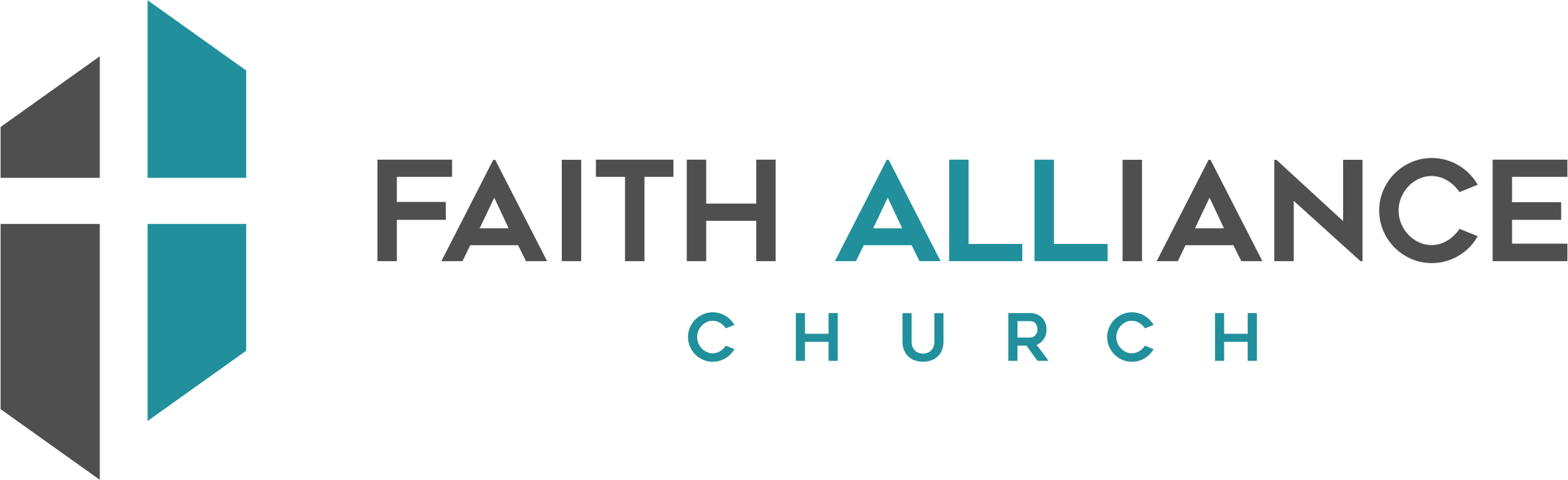 Design a great logo for a church looking toward the future
