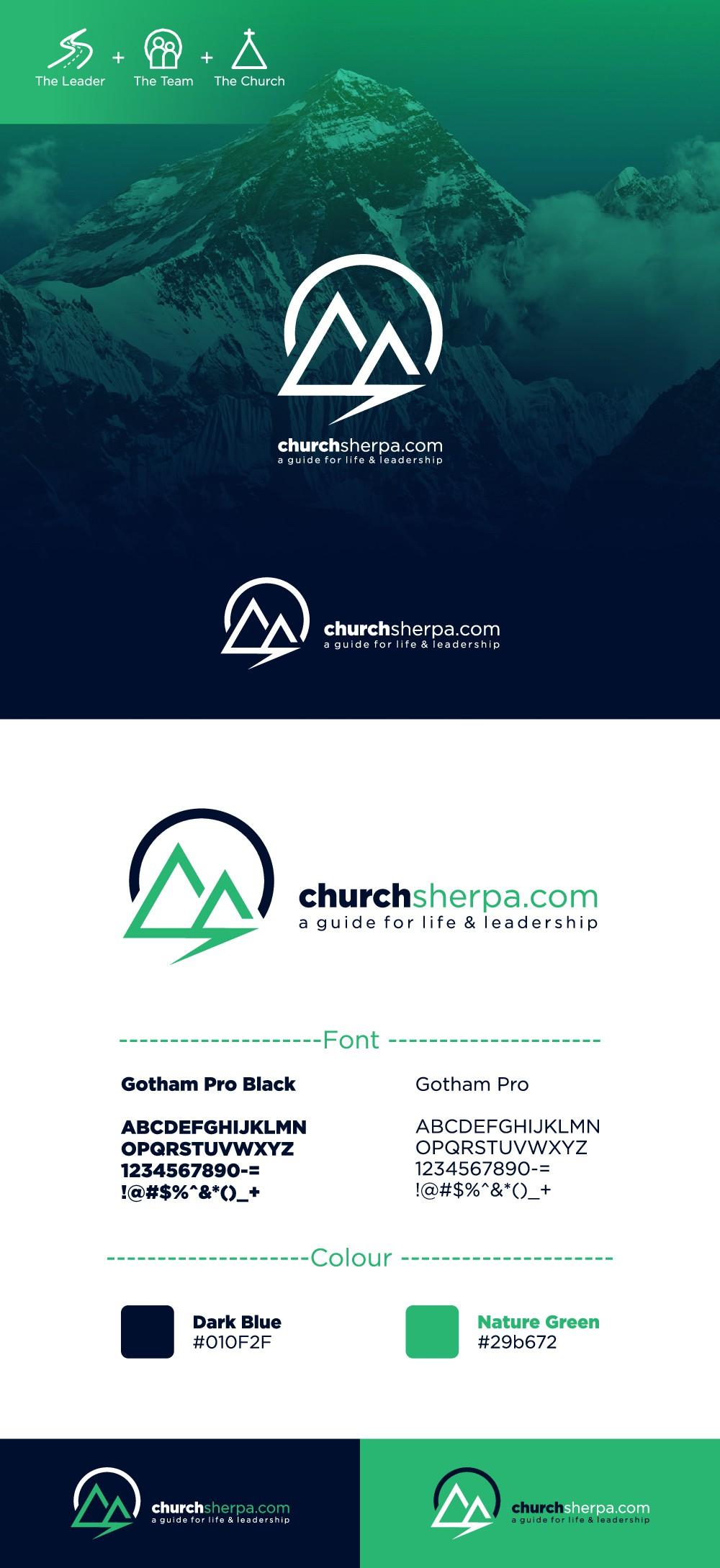 Church Sherpa Logo