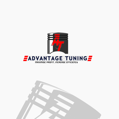 Eye catching logo for tuning company
