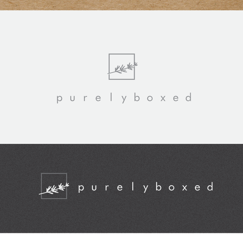 logo design - purelyboxed
