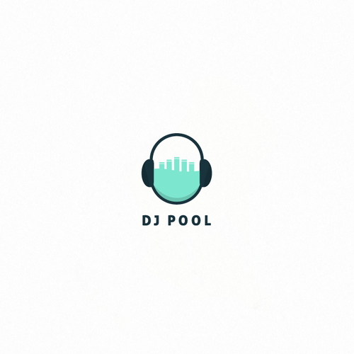 Awesome logo for DJ POOL