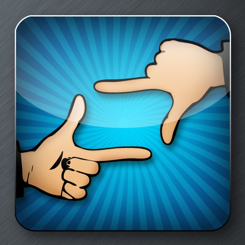 Location Based Social Networking iPhone App Icon