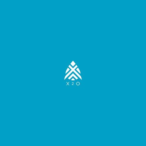 X2O logo