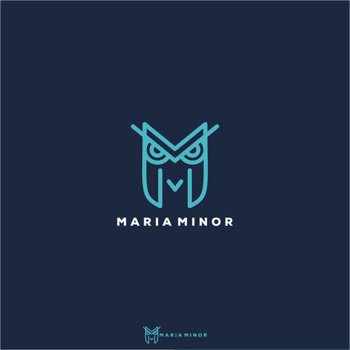 logo concept for Maria Minor