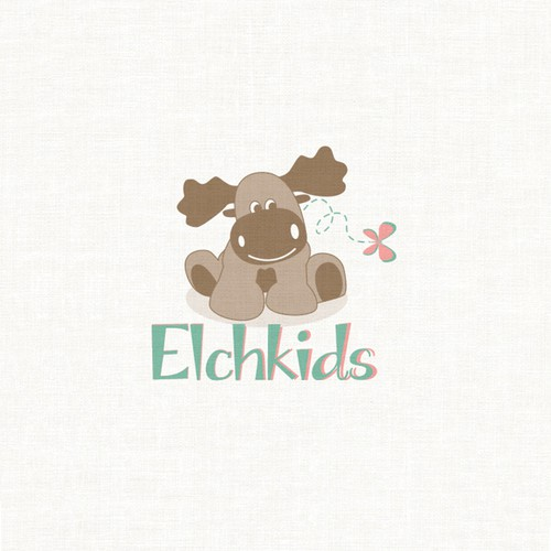 cute kids logo