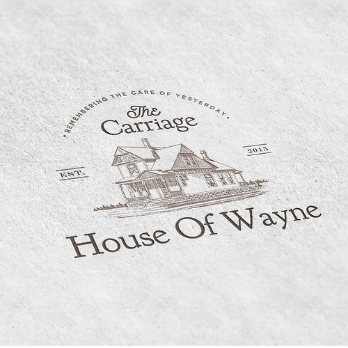 The Carriage House of Wayne Logo