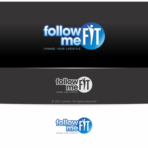 Follow Me Fit needs a new logo