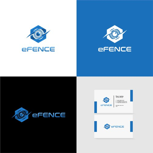 Logo concept for security technology