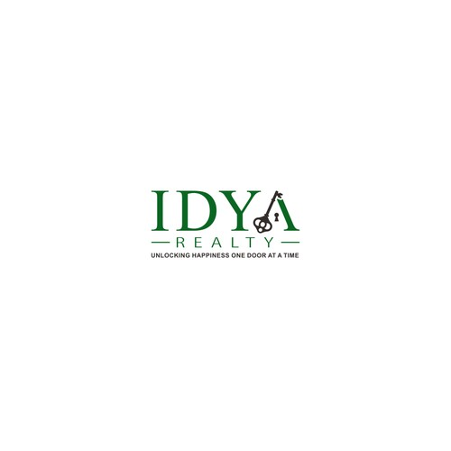 logo concept for IDYA REALTY