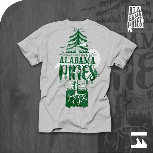 Alabama Pines