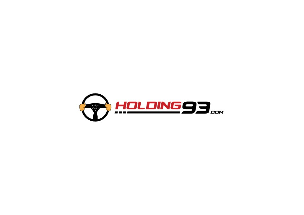 Create a logo to make Holding93.com stand out!