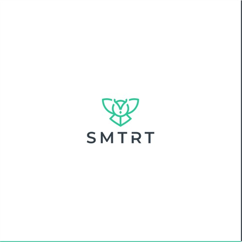 Owl logo concept for SMTRT