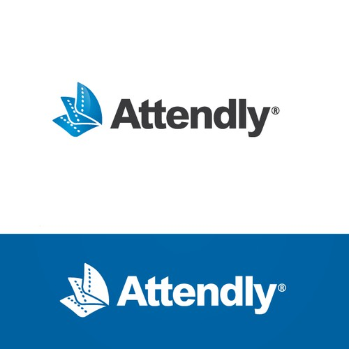 Logo for Attendly