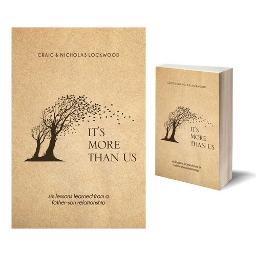 IT'S MORE THAN US cover Book