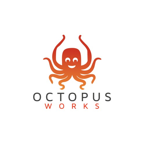 Software development team needs its Octopus logo