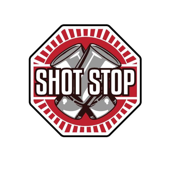 SHOT STOP LOGO (Shot Bar!) Please Help