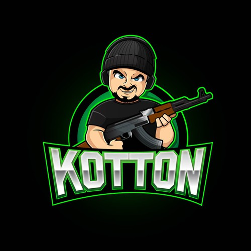 Kotton Logo Design