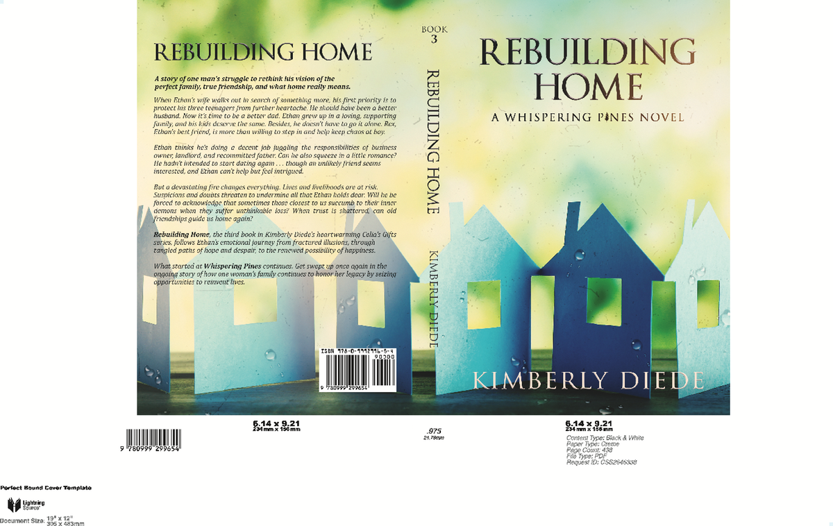 Rebuilding Home: A Whispering Pines Novel