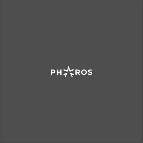 Lighthouse logo for Pharos - Jewelry Line