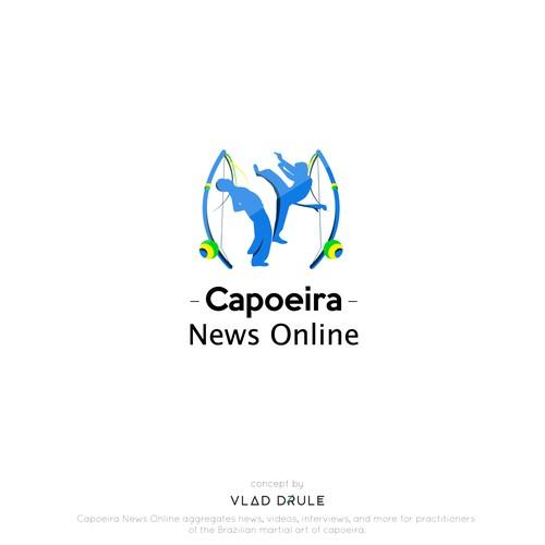 Capoeira news website