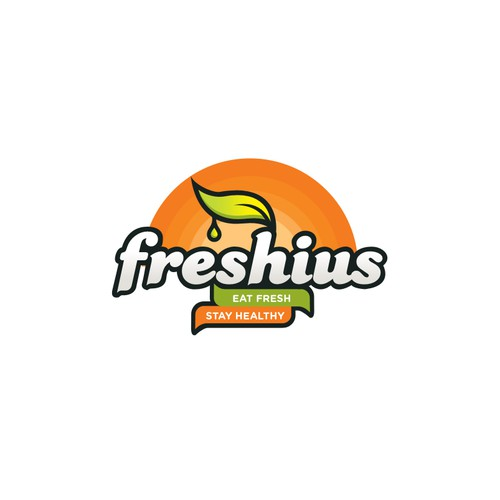 Logo for Freshius