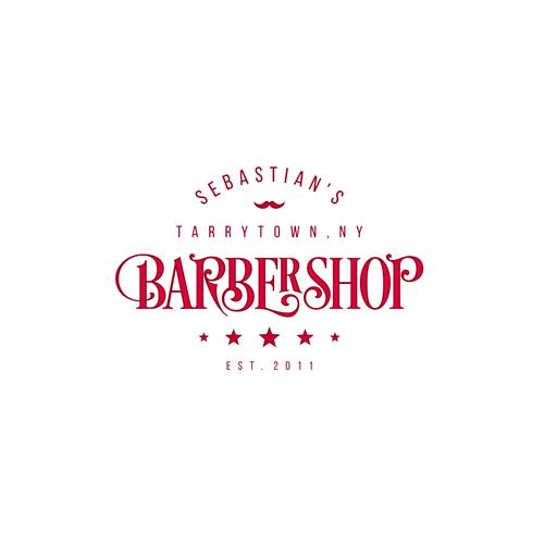 Logo for Barber Shop