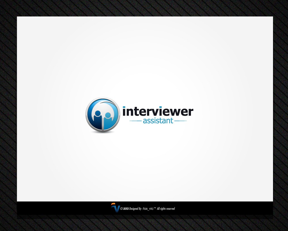 logo for interviewer assistant