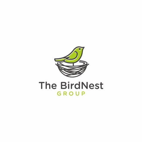 The Bird Logo