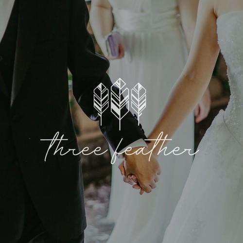 Logo for Wedding Photographer