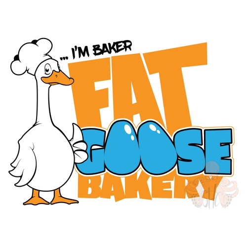 Fat Goose Bakery Concept