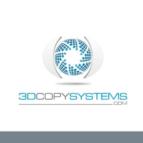 3d camera logo