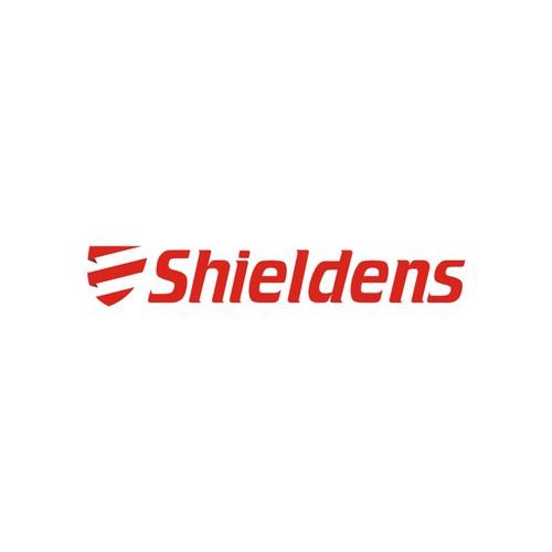 logo for Sheildens a construction equipment company