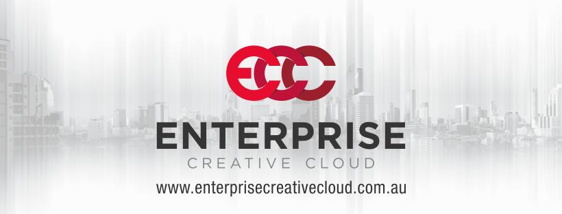 Design an updated beautiful modern innovative logo for ECC