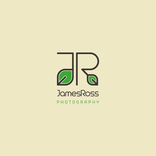 Create the next logo for JamesRoss Photography
