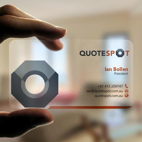 Quotespot Card