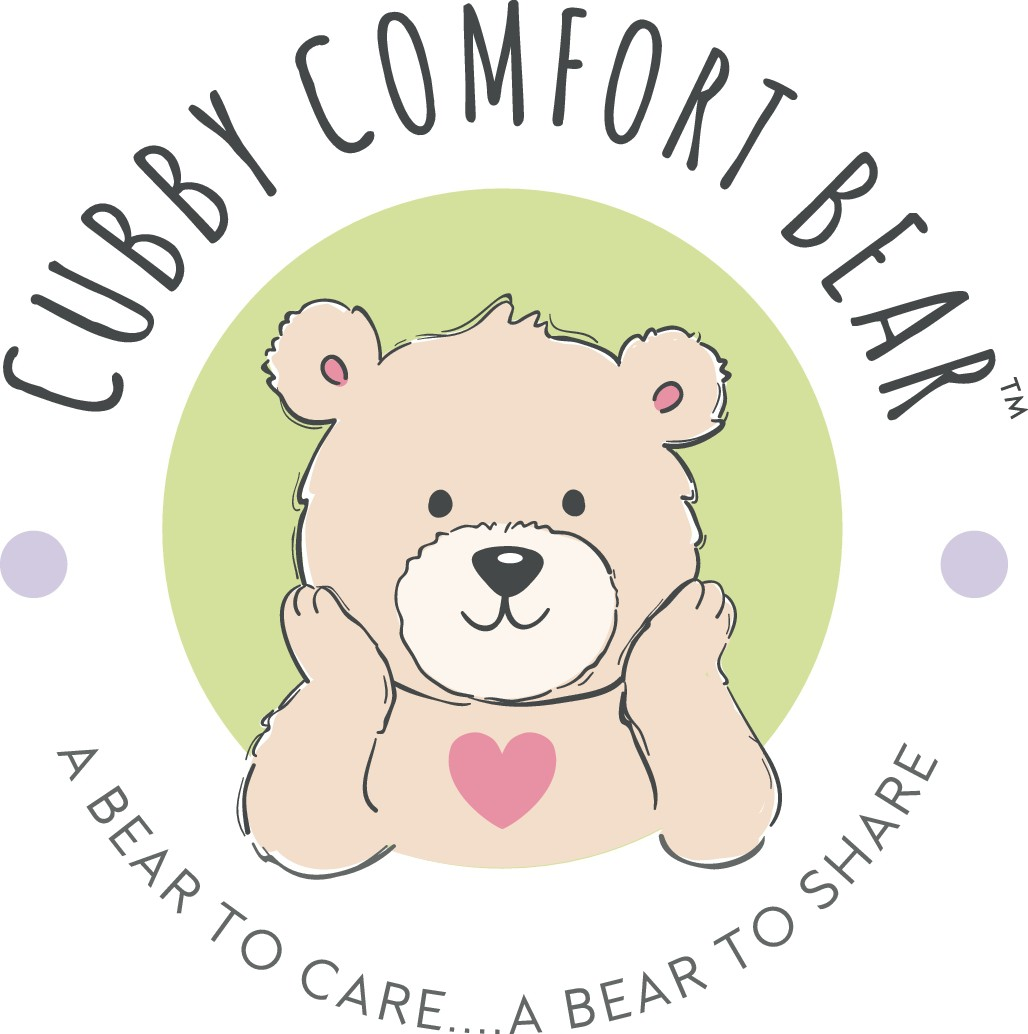 Memorial teddy bear needs a soft and comforting logo:)