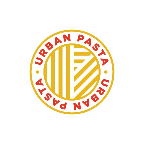 Simple logo for Pasta Restuarant