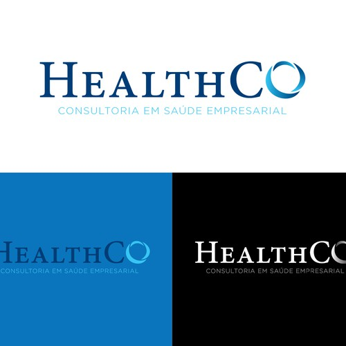 Create new logo for HealthCO a consultant in corporate health