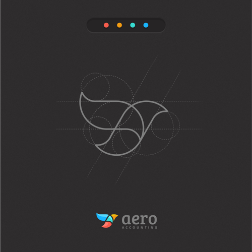 Strong logo for Aero Accounting