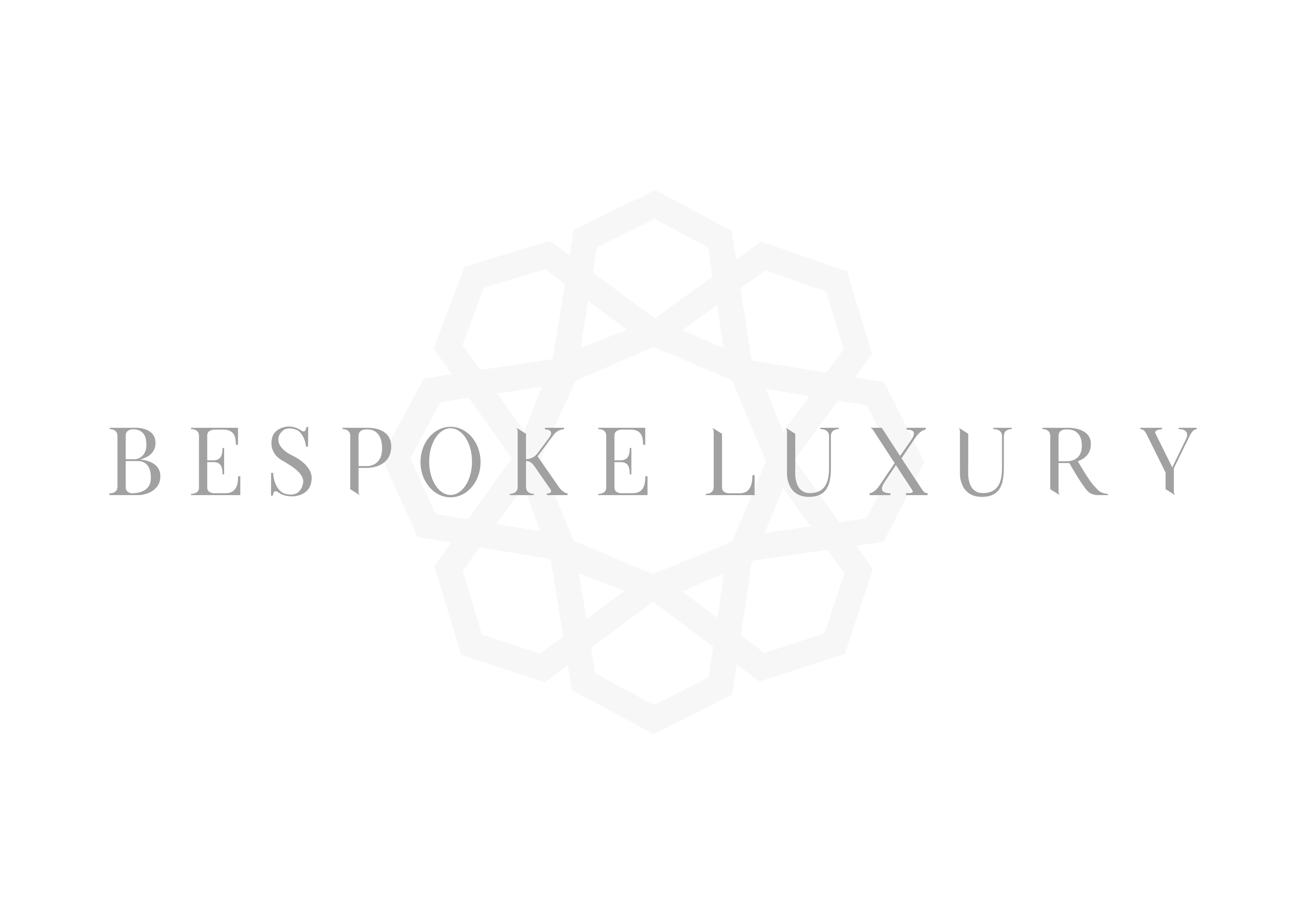 """Create a logo for """"Bespoke Luxury"""" - creative, bespoke events service for luxury brands"""
