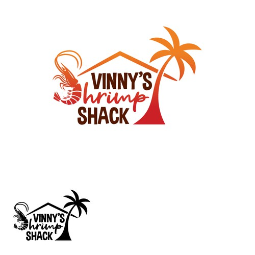 Logo for a food truck