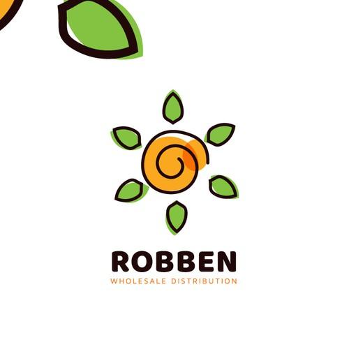 Logo Design Proposal for ROBBEN