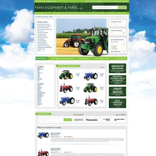 Farm Equipment & Parts